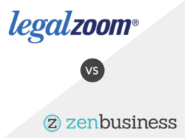 Zen Business vs. LegalZoom